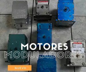 MOTORES MODULADORES